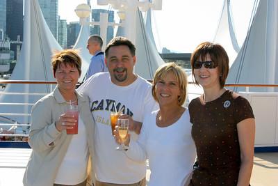 Connie, Bob, Nancy & Karlene - Vancouver 05/23/09