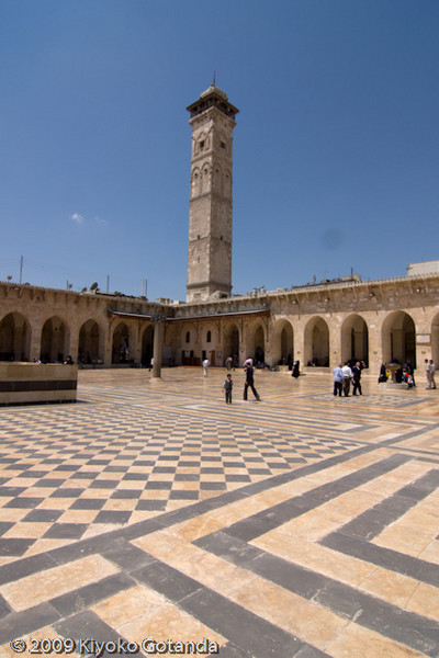 The Great Mosque, Aleppo