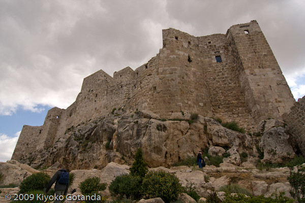 The citadel of Misyaf