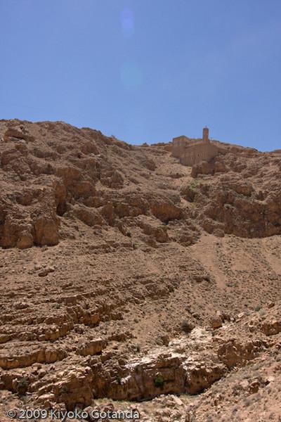 New part of Deir Mar Musa Monastery