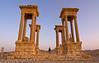 Tetrapylons, Palmyra