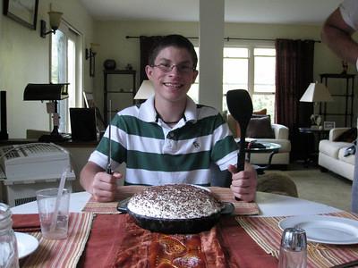 Joe's 16th birthday