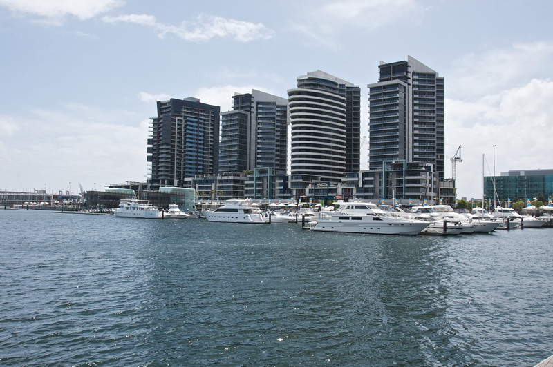 Apartments in Docklands