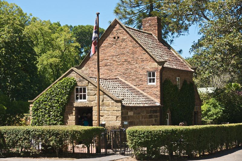 Captain Cooks House