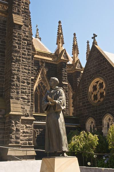 St PAtricks Melbourne