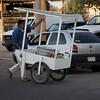Street vendor in La Paz