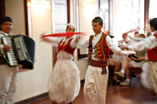 Albanian dance - Tirane