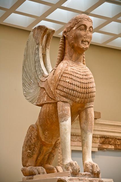 Naxian Sphinx