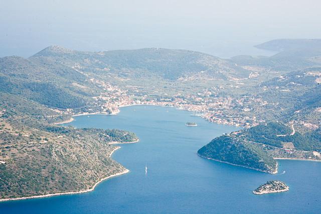 Island of Ithaka - Home of Odysseus