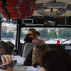 Our duck boat tour guide was incredibly impressive.