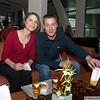 Jeff and Kristie enjoy brunch at the BMW factory in Munich