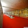 Empty Paris airport