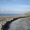 Road through the Burren, County Clare
