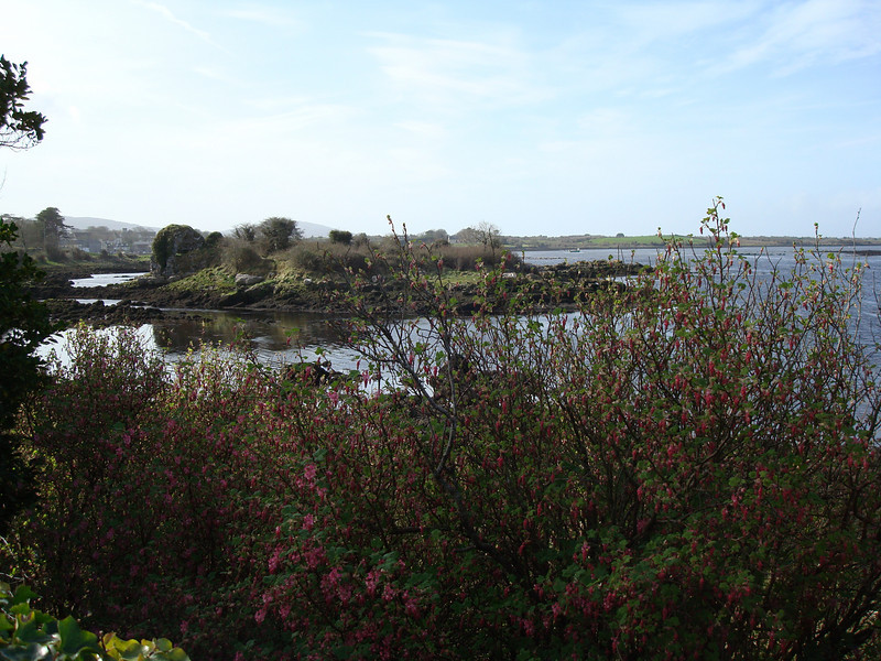 Approaching Kinvarra from the North (Galway)