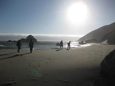 Pfeiffer Beach #4, Big Sur State Park.