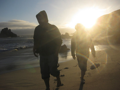 Pfeiffer Beach #14, Big Sur State Park.