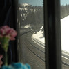From the dining car
