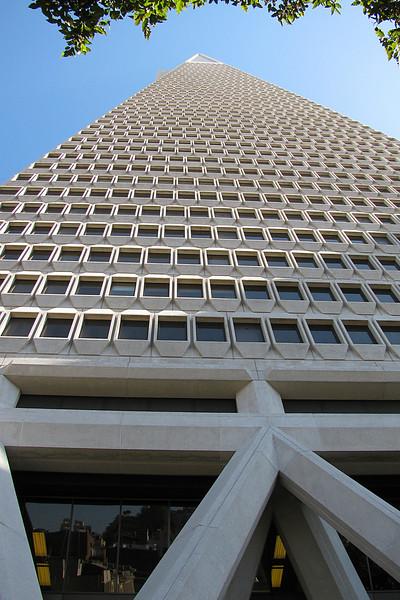 Transamerica Building.