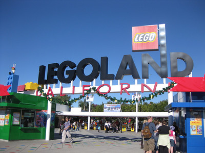 Lego Land Saturday