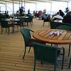 Aft part of Lido Restaurant