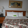 Our room at LaQuinta Inn, Ft. Lauderdale, where we stayed the night before the cruise and parked our car.