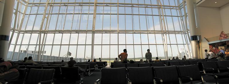 George Bush Intercontinental Airport, Houston Texas