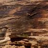 More sandstone canyon walls.