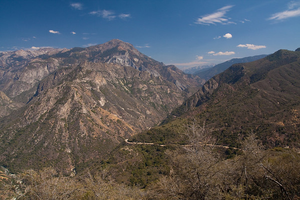 2009 Road Trip - Sequoia and Kings Canyon