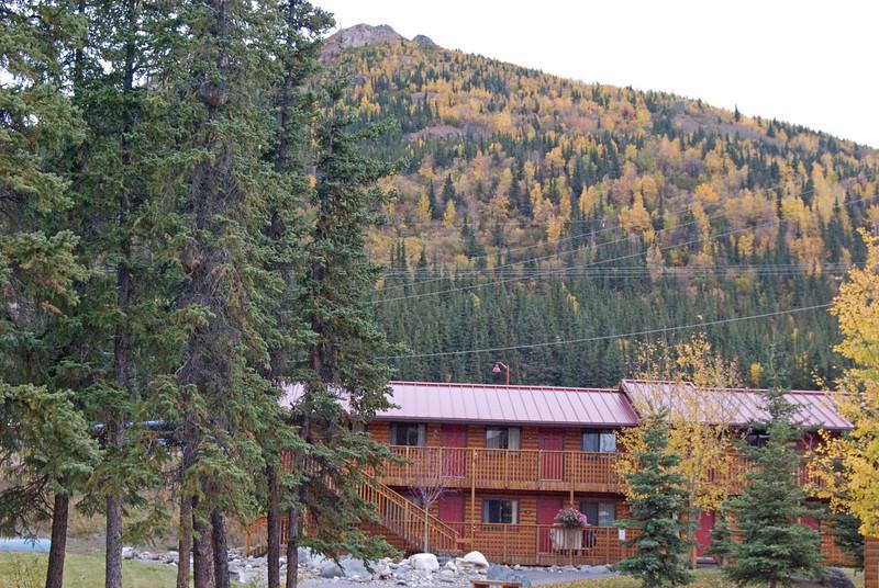 Princess Denali Wilderness Lodge