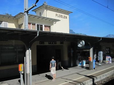 We also stpped at Fluelen ...
