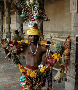 many love to be photographed. ('Chitirai Thiruvizha' in Madurai.)