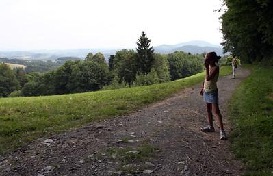 Hike to Kopanina