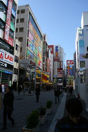 Tokyo, Japan, November 2009