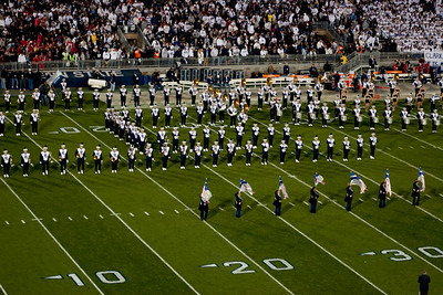 2009 Penn State and Ohio Game