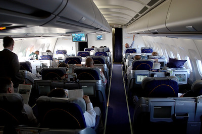 On the way to Prague