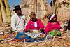 Islas Los Uros, Lake Titicaca.