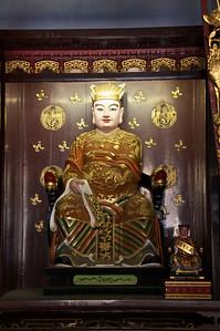 Bao Sheng Da Di - the Medicine Deity