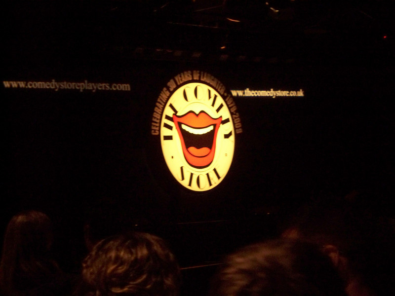 The Comedy Store - you must check it out if you're in London.