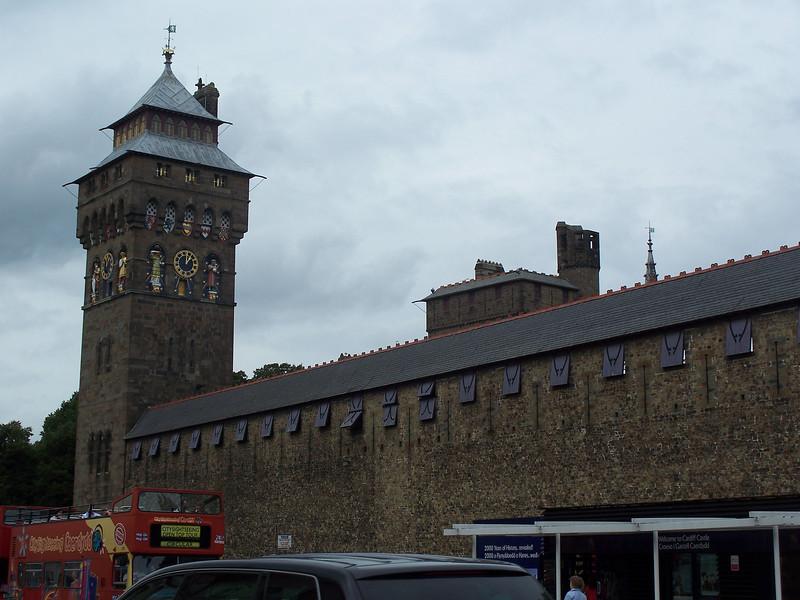 Cariff Castle.
