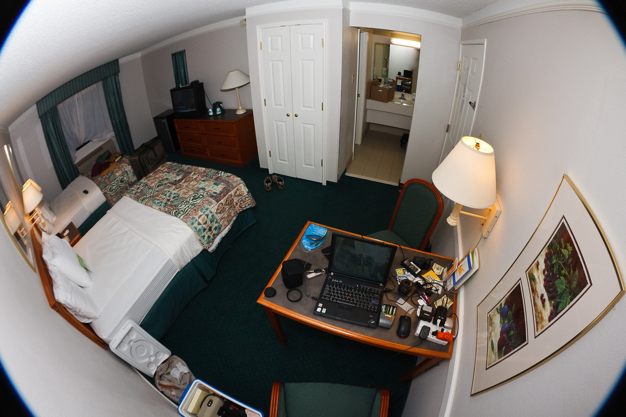 La Quinta room