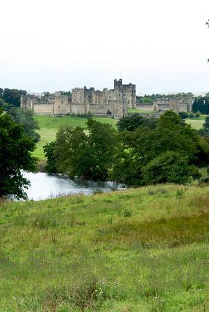 20090831 Alnwich Castle (Hogwarts)