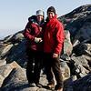 Hike on Mt. Monadnock, NH