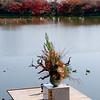 嵐山大覺池