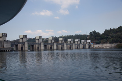 Locks on the Duoro River