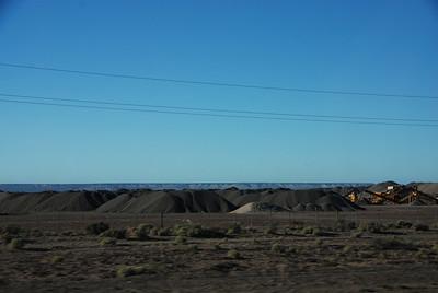 Aluminum mining