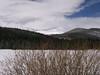 Echo Lake, 10,600 feet MSL near Idaho Springs, CO