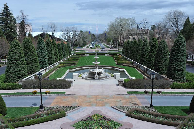Broadmore Hotel, Colorado Springs, CO