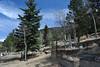 Old Cemetery near Idaho Springs, CO