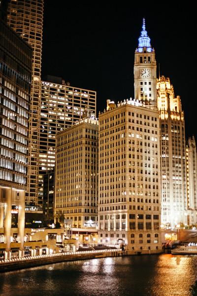 Chicago, April 2010