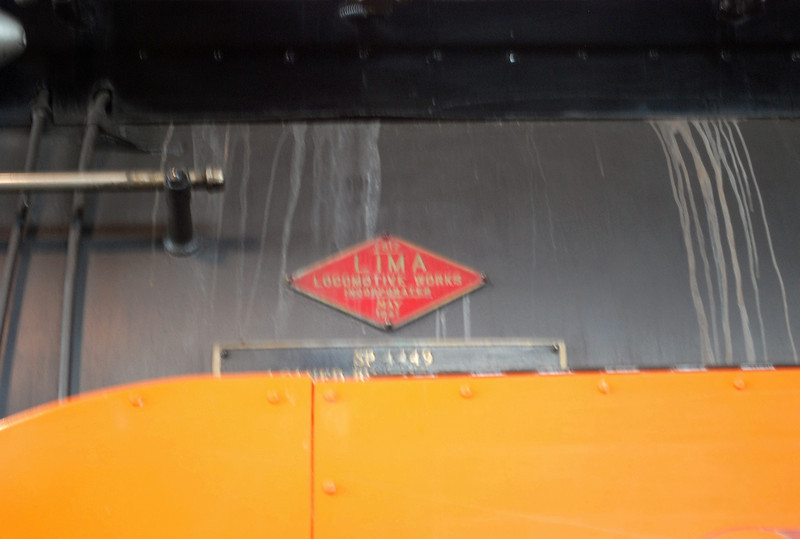 2010-07-19 OR SP4449 1941 GS-4 Northern 4-8-4 builder plate